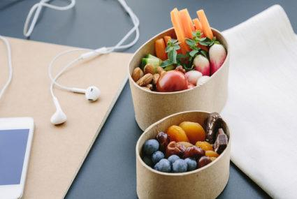 7 energizing snacks that wellness execs always keep at the office