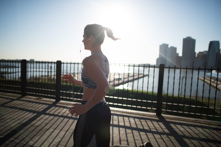 Scientists have figured out how much exercise is needed to keep your cells youthful