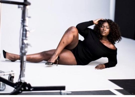 Danielle Brooks confidence