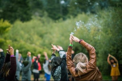 Cannabis-fueled women's retreats are now officially a thing