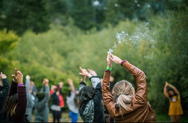 Thumbnail for Cannabis-fueled women's retreats are now officially a thing