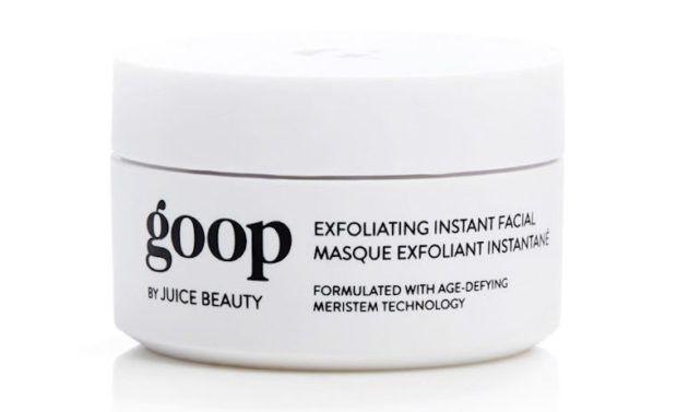 goop instant facial