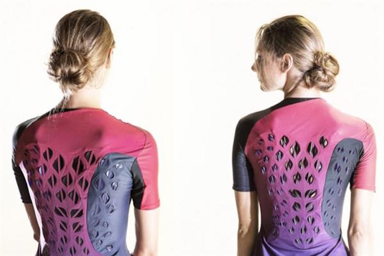 Thumbnail for This Could Be the Most Breathable Workout Fabric Ever
