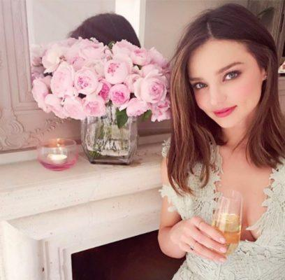 Why Miranda Kerr sleeps with a crystal under her pillow