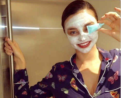 Thumbnail for Miranda Kerr Says She Owes Her Glowing Skin to This Hard-to-Find Superfood