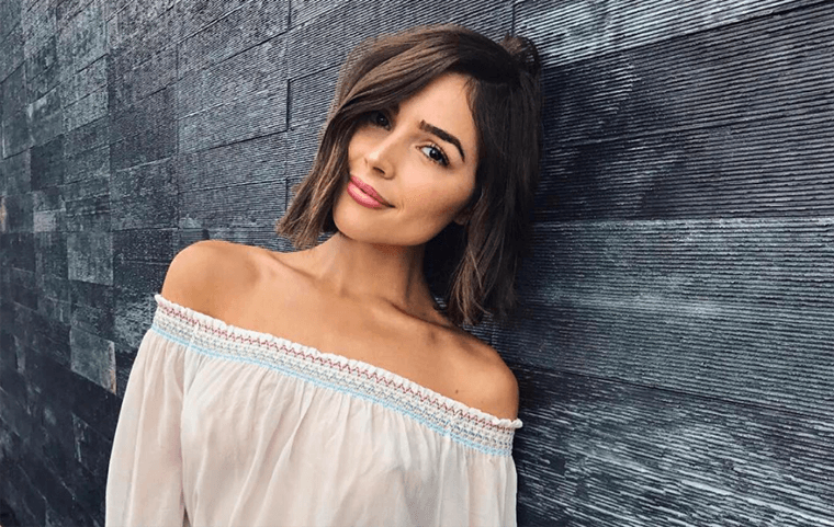 Thumbnail for Olivia Culpo's genius coconut oil hack might make you toss your lipstick