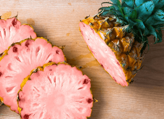 What you need to know about those pretty pink pineapples that are all over Instagram