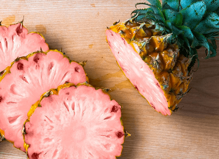 Thumbnail for What you need to know about those pretty pink pineapples that are all over Instagram