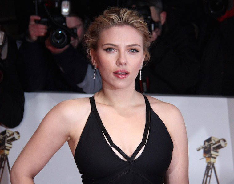 The workout Scarlett Johansson relies on