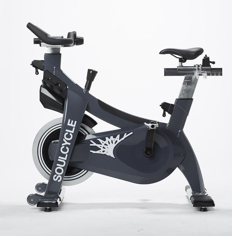 What SoulCycle's new bikes are like