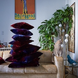 Thumbnail for Healthy home tour: The stylist's effortlessly glam, high-vibe oasis