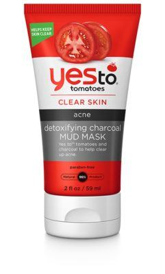 yes to mud mask