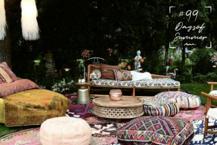 You just need these 5 things to create a dreamy backyard oasis this summer