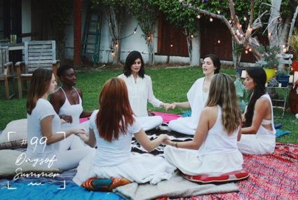Your guide to hosting a summer solstice women's circle