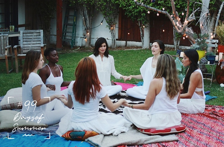 Thumbnail for Your guide to hosting a summer solstice women's circle