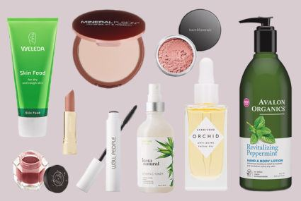 These are the 10 top-rated natural beauty products on Amazon right now