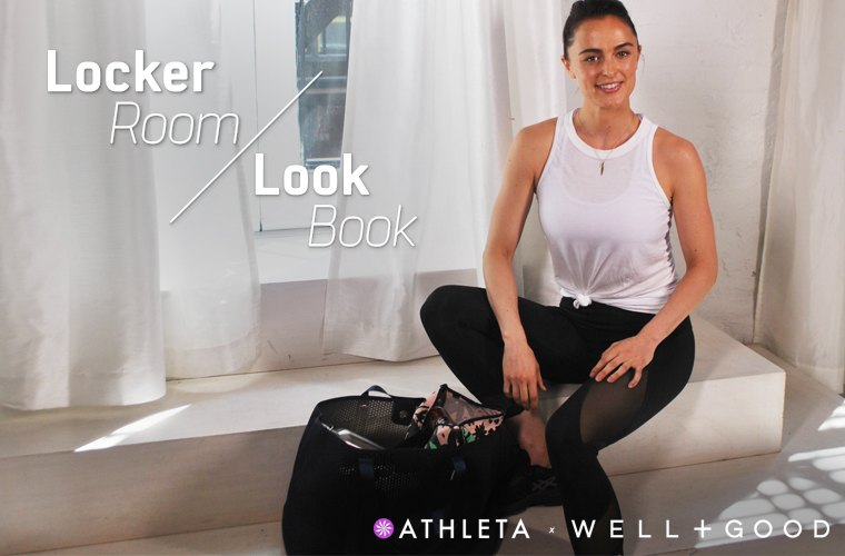 Thumbnail for These post-workout styling tips are genius