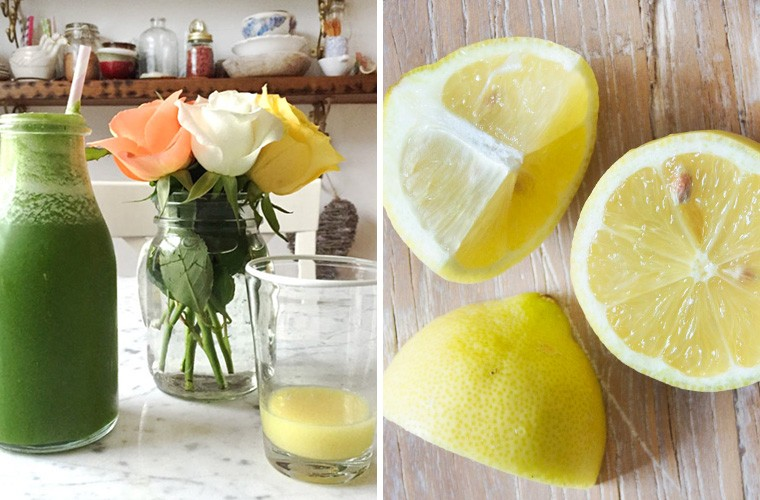 How to boost immunity with Lemon and Ginger