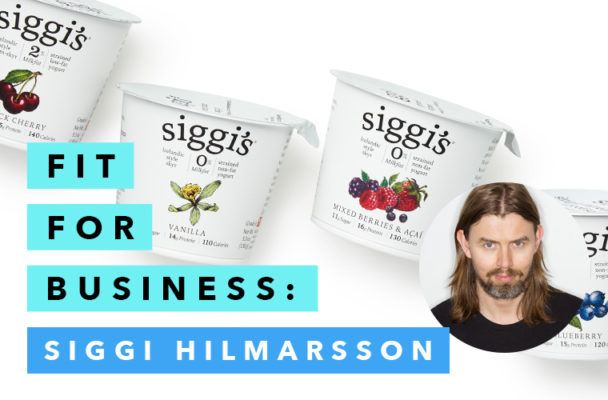 The one mindset all goal-getters should have, according to Siggi's founder