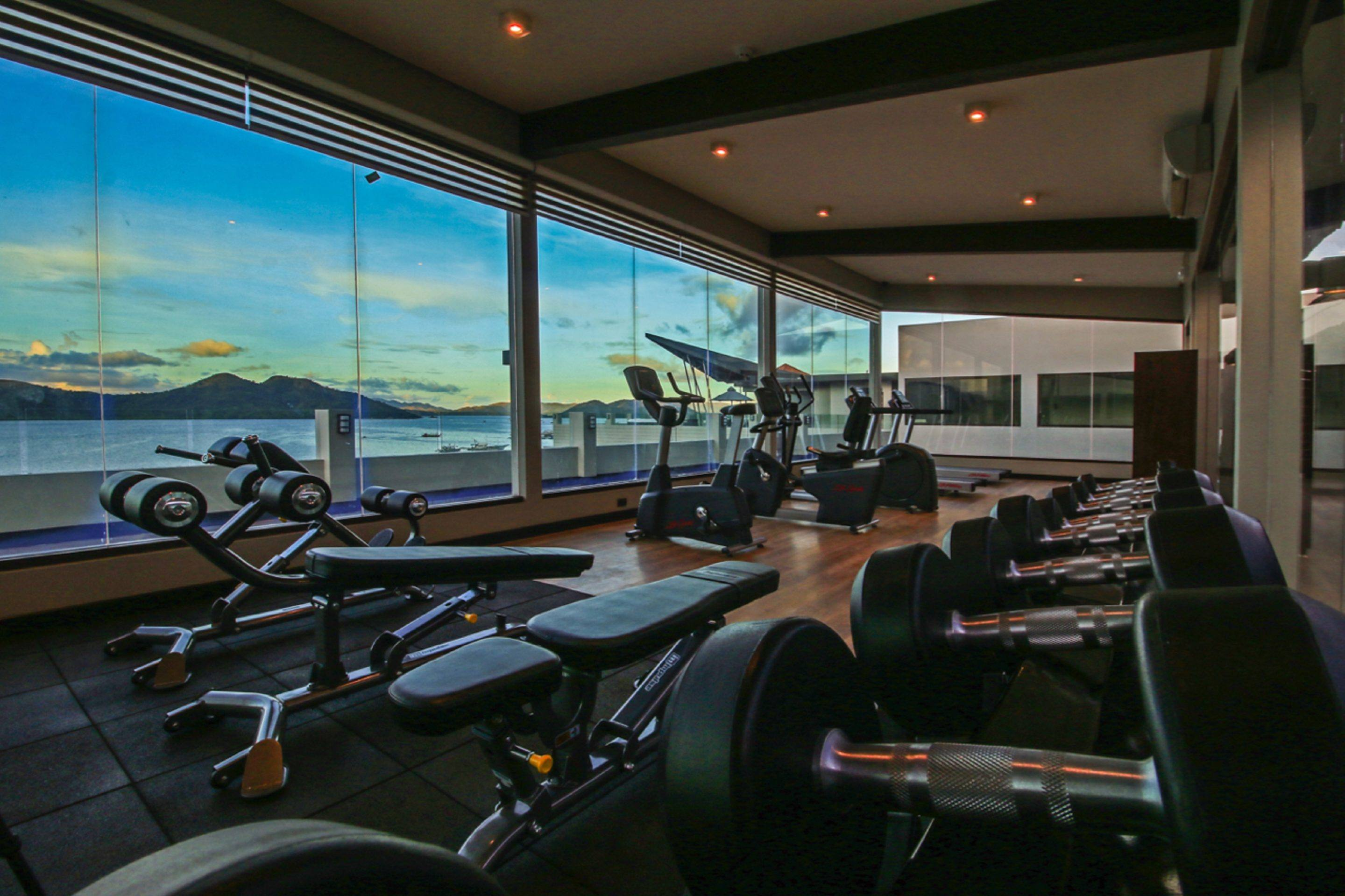 Gyms with the most amazing views in the world | Well+Good