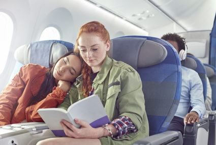 4 ways to fall asleep on a plane without popping pills