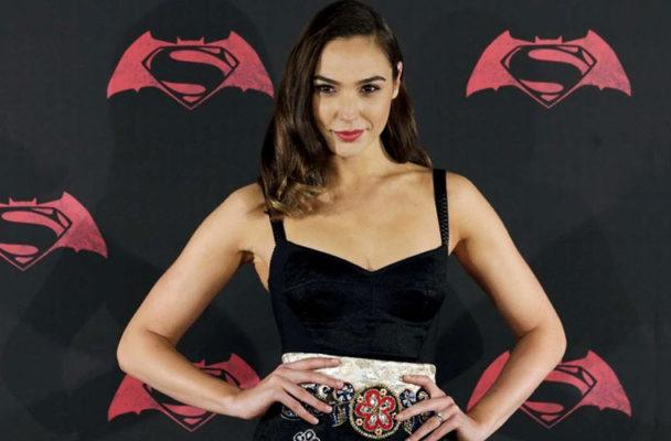 4 times Gal Gadot really was Wonder Woman