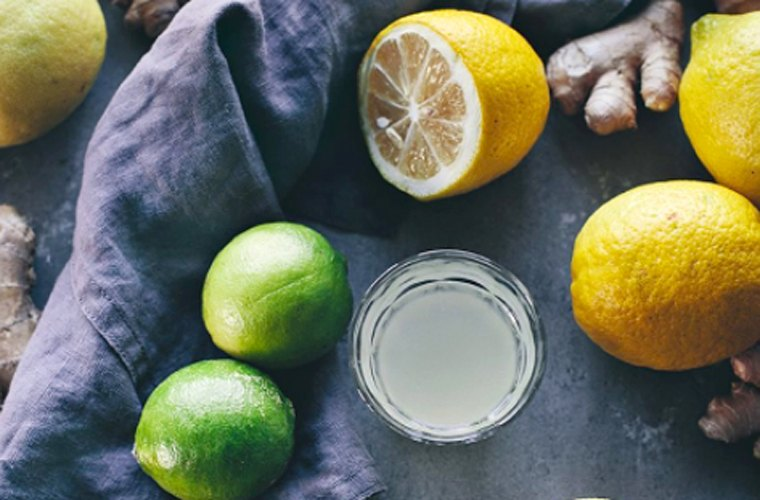 Thumbnail for How to DIY your daily ginger shot