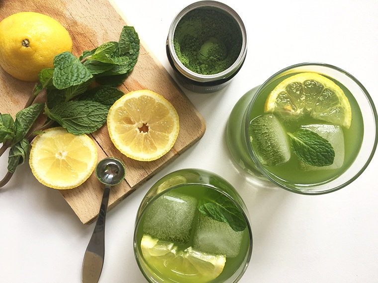 matcha lemonade ingredients