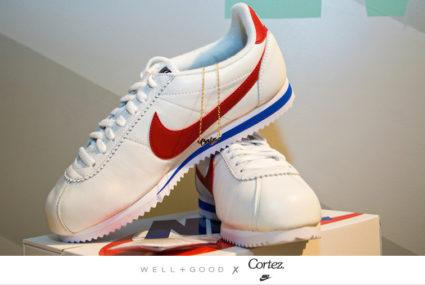 How Nike Cortez is staking its claim as the it-shoe of the summer