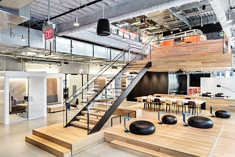 Nike's dreamy new NYC HQ