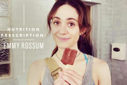 Emmy Rossum followed this food protocol to majorly boost her energy (and balance her hormones)