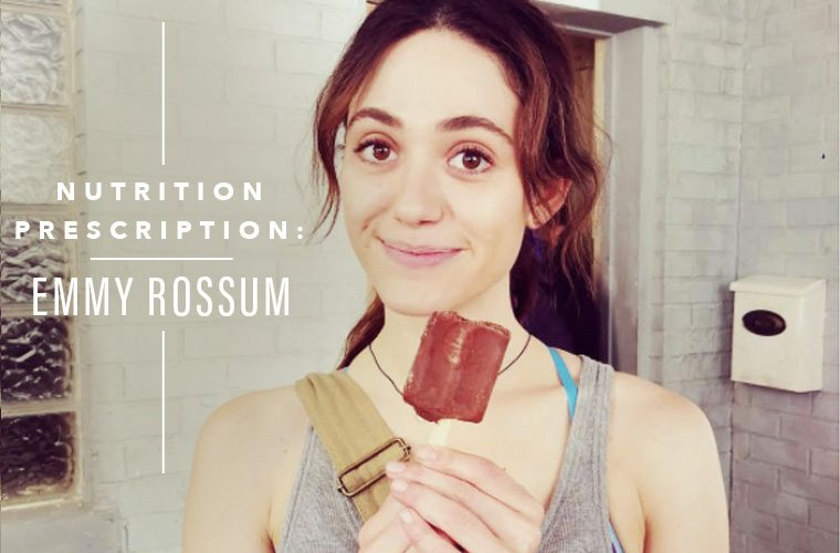 Thumbnail for Emmy Rossum followed this food protocol to majorly boost her energy (and balance her hormones)