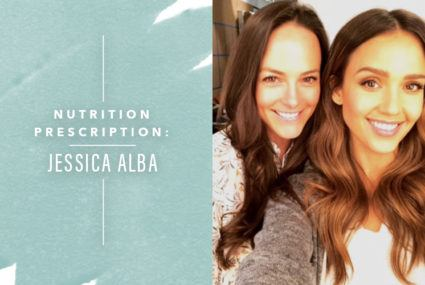 The small tweaks that got Jessica Alba's inflammation under control—and blood sugar in balance
