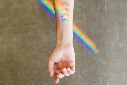 Wear the rainbow: 9 healthy ways to support Pride Month