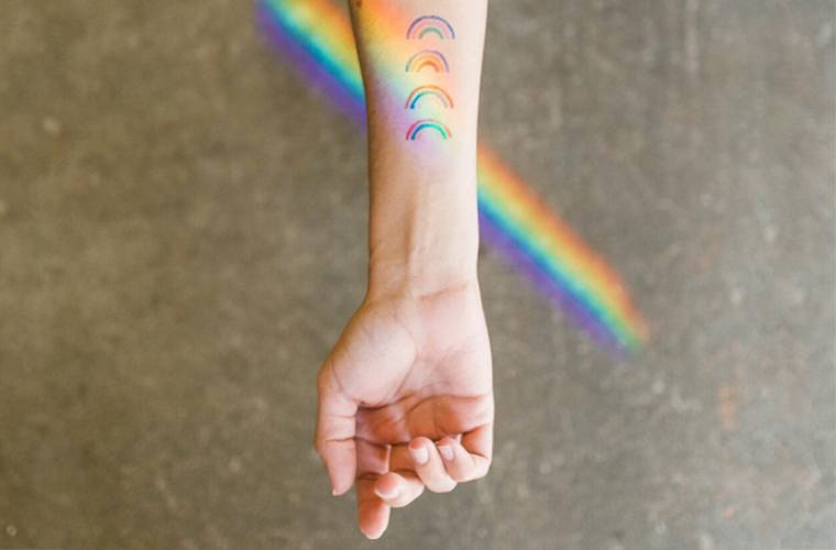 Thumbnail for Wear the rainbow: 9 healthy ways to support Pride Month