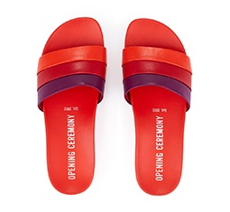 Thumbnail for 12 chic shower slides that you'll definitely want to wear beyond the locker room