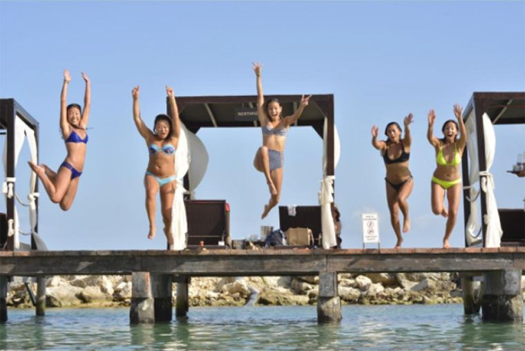 Thumbnail for 7 healthy bachelorette destinations that celebs are obsessed with