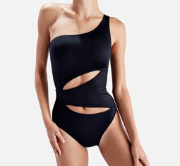 Thumbnail for These are the most flattering black swimsuits—no matter your body shape