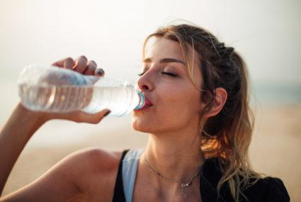Is there a wrong way to drink water?
