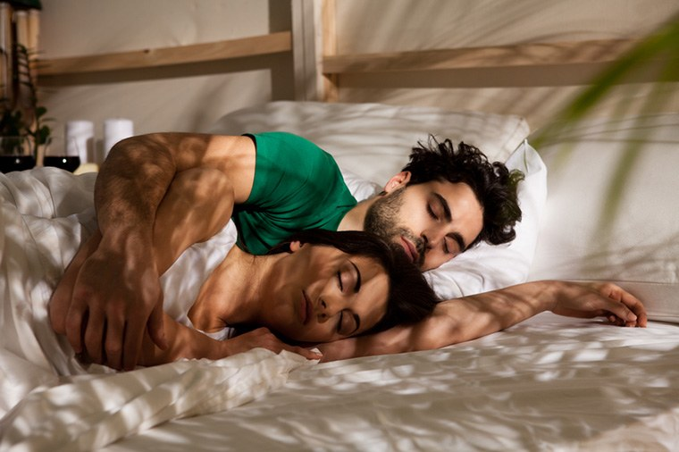 Thumbnail for How your partner's sleep habits could be triggering inflammation