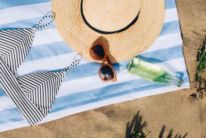 The healthy girl's guide to beauty and (fitness) fashion in the Hamptons