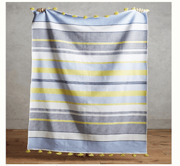 Thumbnail for 11 pretty beach towels to take you from swim to savasana