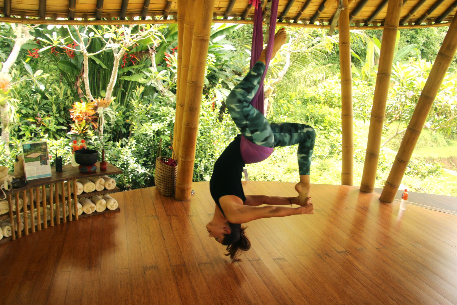 Thumbnail for The one dreamy destination every yogi needs to visit