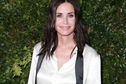 courteney cox beauty
