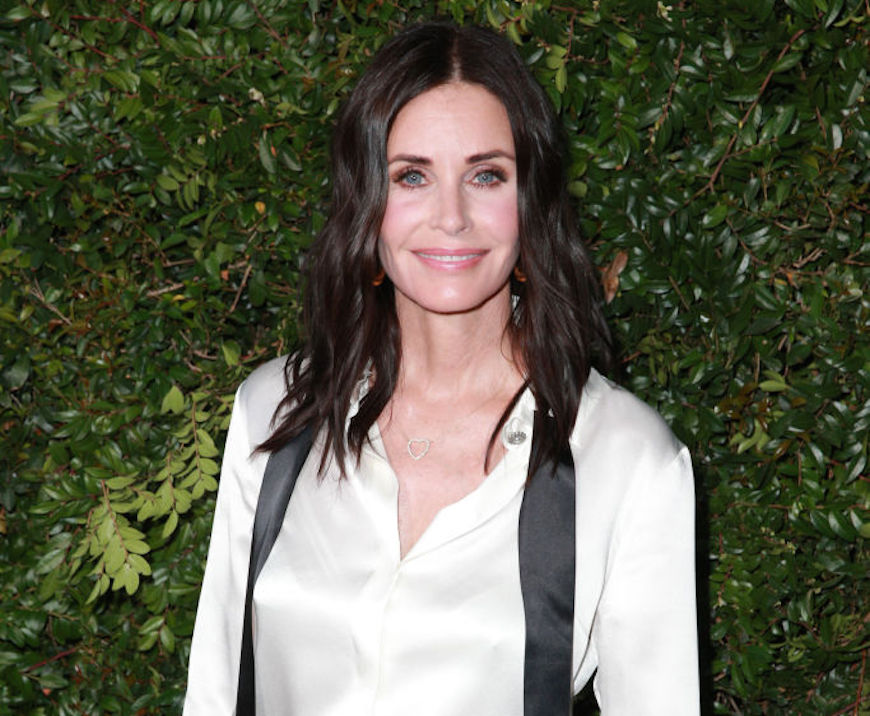 Thumbnail for 4 things Courteney Cox does daily to bring out her inner beauty
