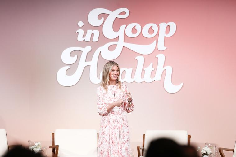 Goop summit Gwyneth Paltrow