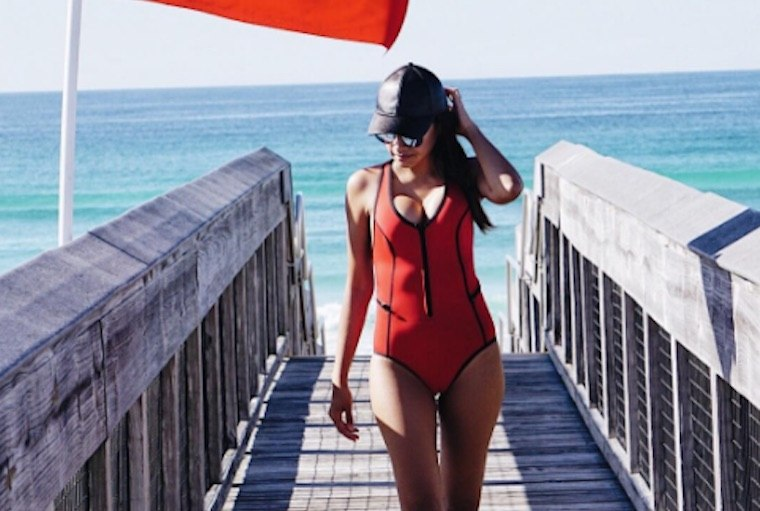 Thumbnail for 9 super-cute swimsuits to bring the fashion fireworks to your Fourth of July bash