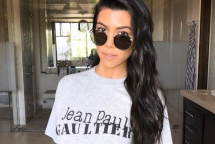 What Kourtney Kardashian eats when she's on a detox