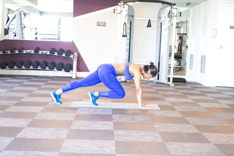 massy arias workout