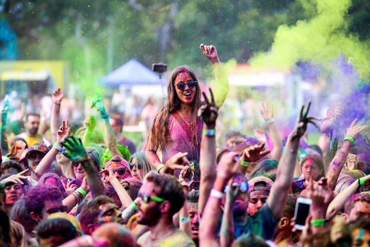 Thumbnail for There is now a workout to prep you for music festivals—and I tried it